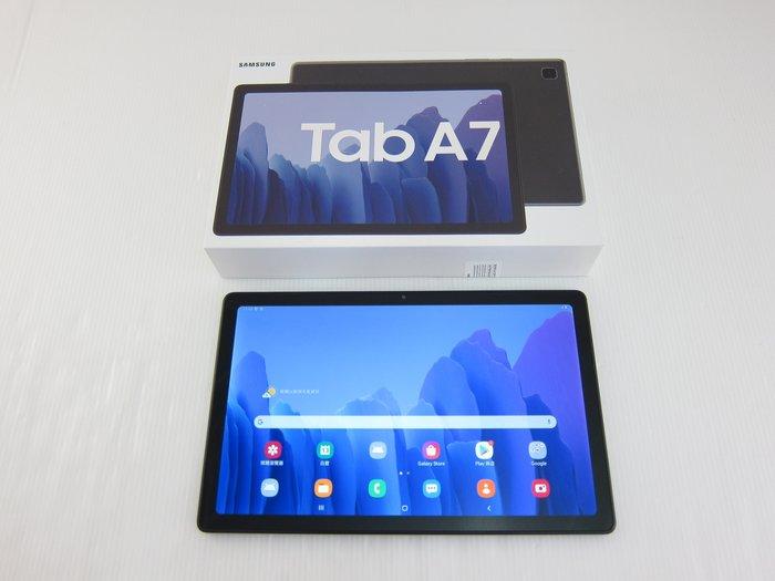 Samsung Galaxy Tab A7 LTE T505 10.4吋平板 2020/11購*7900元(A1124)