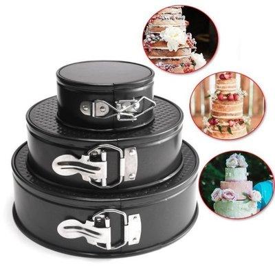 【Love Shop】亞馬遜熱賣款 479吋三件套 氣炸鍋配件烤盤 蛋糕膜 食品級材質 戚風蛋糕/蛋糕模具