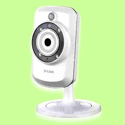 5Cgo【權宇】全新D-Link DCS-942L H.264 mydlink 紅外線夜視型無線網路攝影機TF錄影 含稅