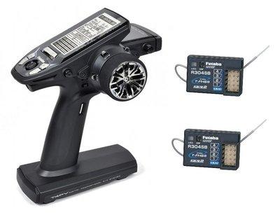 【 E Fly 】Futaba 4PV T-FHSS 2.4G 槍型遙控器+R304SB 雙接收器版(原廠公司貨)