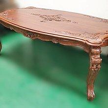 宏品原木傢俱生活館 TK*120404庫存法式柚木餐桌*會議桌 洽談桌 戶外休閒桌 餐廳桌椅拍賣 咖啡桌 書桌