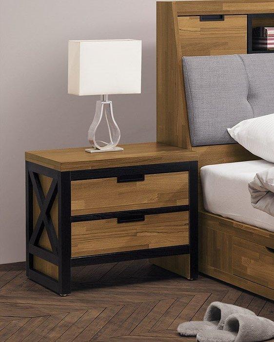 奧斯汀床頭櫃/邊桌 👍台灣製造👍另有系列家具😊暖暖屋傢俱傢飾😊