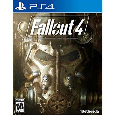 (全新現貨封面不完美) PS4 異塵餘生 4 英文美版 Fallout 4【一起玩】