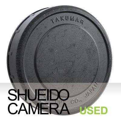 集英堂写真機【1個月保固】中古良上品 / PENTAX 67 6X7 原廠 後鏡頭蓋 #116 18099