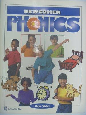 【月界二手書店】Newcomer Phonic(絕版)_Kaye Wiley_Longman 〖少年童書〗CER