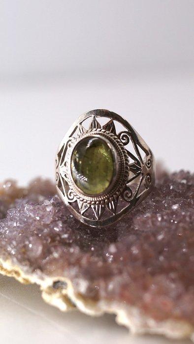 綠碧璽造型戒指[ DCT Collection 小資珠寶 ]