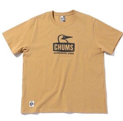 小阿姨shop CHUMS / Cham BOOBY FACE印花短T CH01-1834