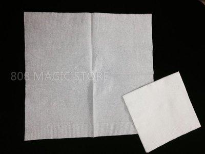 [MAGIC 999]魔術道具 餐巾 火紙 火焰 紙巾 四張一組