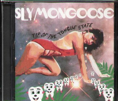 K - SLY MONGOOSE - TIP OF THE TONGUE STATE - 日版 +2BONUS
