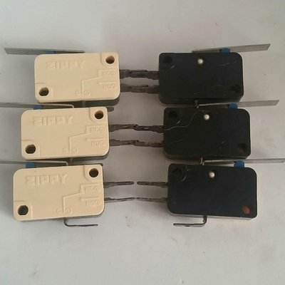 【缺貨】帶柄微動開關micro switch zippy 新巨