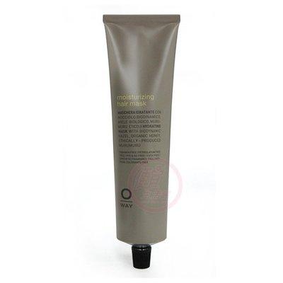 便宜生活館【深層護髮】凱蔚 O-WAY 蜂蜜保濕護髮劑150ml 毛燥/自然捲/乾燥髮專用 全新公司貨 (可超取)