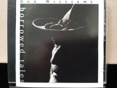 Don Williams~Borrowed Tales,唐·威廉士~借來的故事,