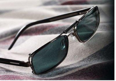 美國帶回Solar Shield 前扣式 太陽眼鏡片~最新款無鼻樑夾