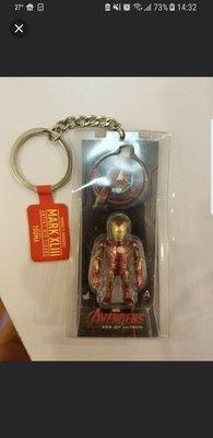 Ironman 人仔  keychain 鎖匙扣
