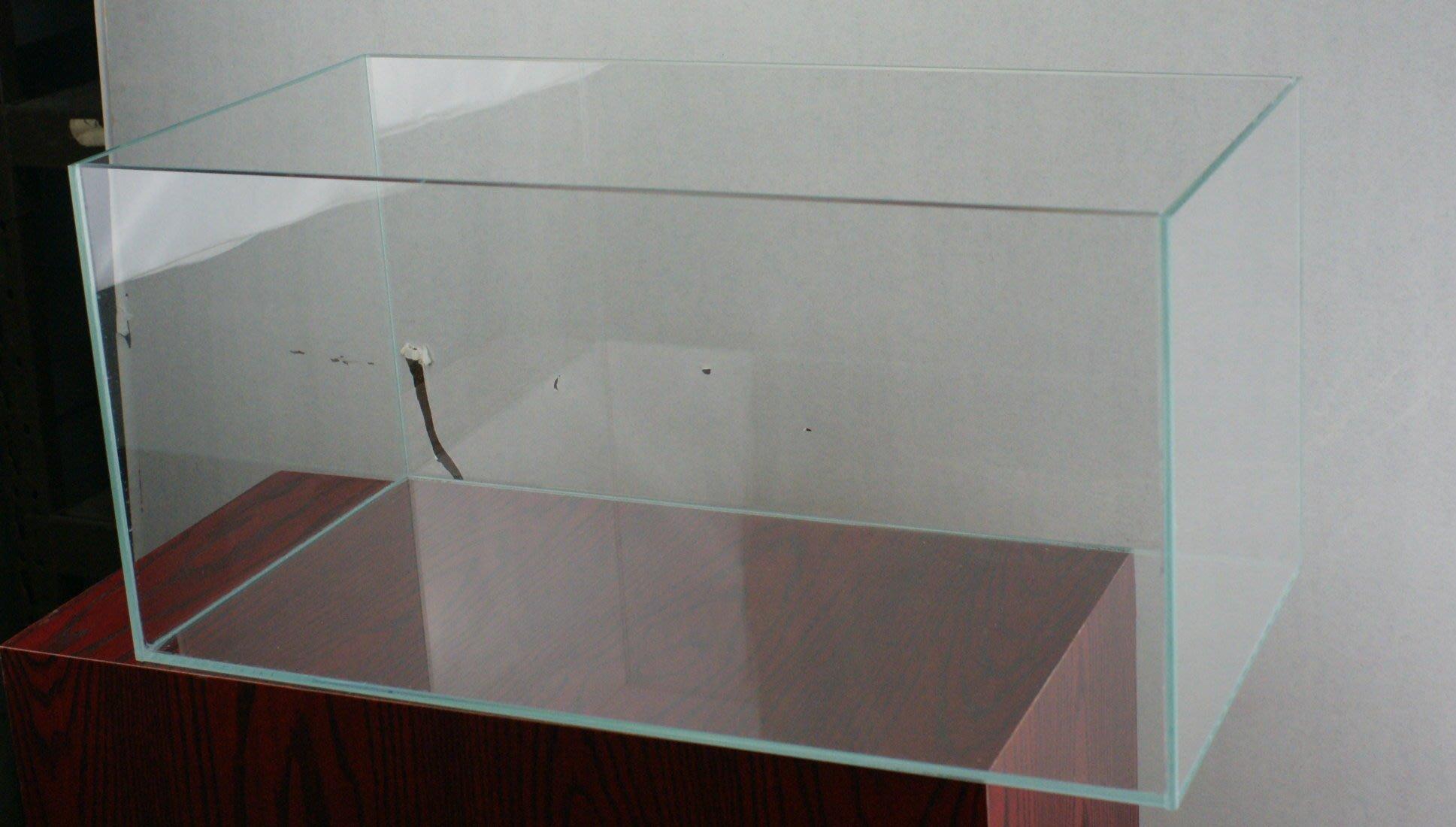 欣欣水族  60*30*30(29) 5MM(光邊)超白玻璃魚缸+防震墊