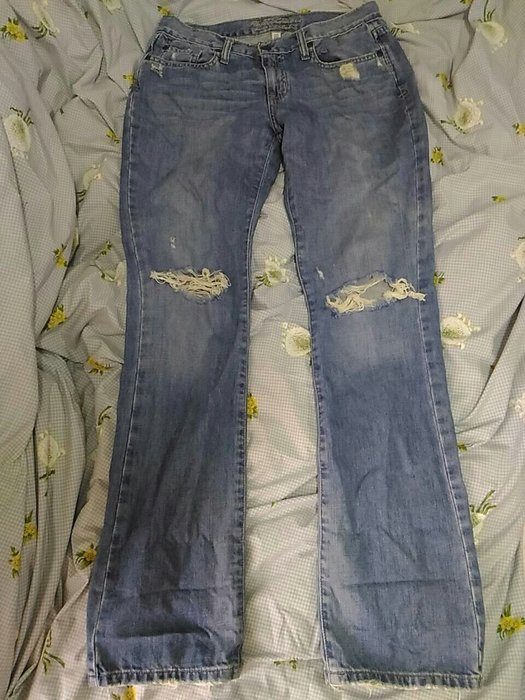 abercrombie & fitch A&F 牛仔褲