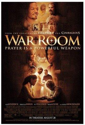 【藍光電影】戰爭房間/戰爭之屋/作戰室 War Room (2015) 82-016