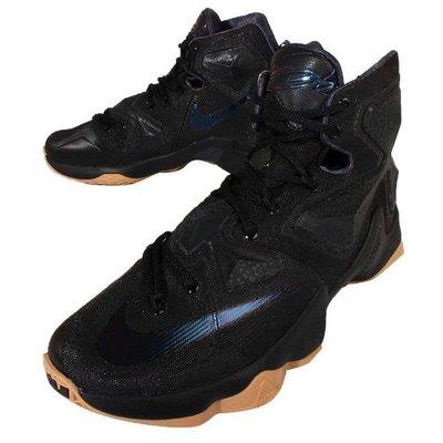 =CodE= NIKE LEBRON XIII EP 籃球鞋(黑膠底) 807220-001 彩虹.牛奶糖.男.SAL