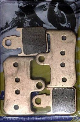 三子星 對六輻射卡鉗 對六卡鉗 專用 金屬燒結 煞車皮 剎車片 剎車皮 剎車片 442HH