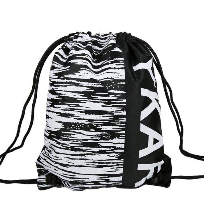 籃球袋子籃球包雙肩足球包訓練包大容量簡易裝備包抽繩雙肩包
