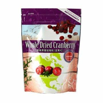 橡樹街3號 康健 美麗果蔓越莓乾(全果粒) 200g/袋【A25125】