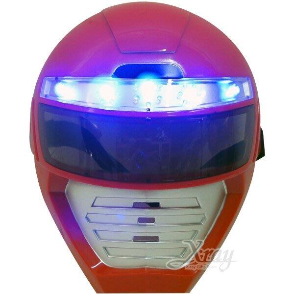 特搜戰隊LED發光面具,萬聖節/Party/角色扮演/化妝舞會/表演造型都合適~,X射線【W060008】