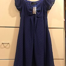 Wealth honor 山形屋短袖公主風 普普風連身洋裝(34號)