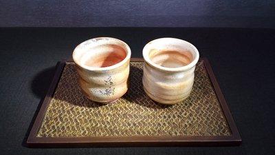 (店舖不續租清倉大拍賣)上釉對杯,原價2500元特價1300元