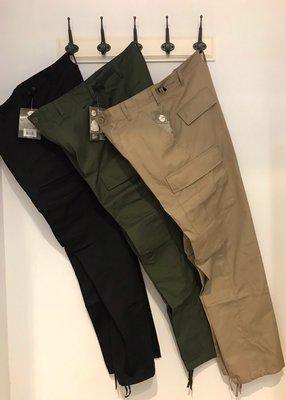 【MASS】ROTHCO MILITARY FATIGUE PANTS 軍褲 口袋 工作褲 黑色 / 卡其 / 綠色