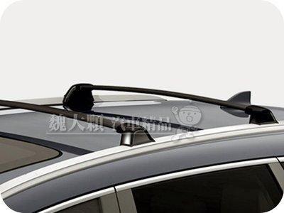 【魏大顆 汽車精品】CR-V(17-)專用 鋁合金車頂架橫桿 對應原廠車頂架ー行李架 旅行架 CRV 5代 五代