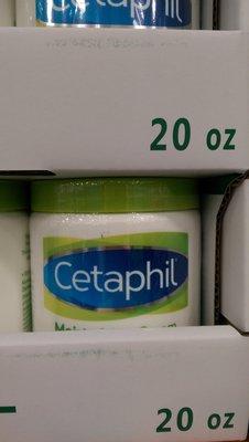 好市多COSTCO代購~~Cetaphil舒特膚  溫和乳霜566g
