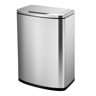 美兒小舖COSTCO好市多線上代購~Sensible Eco Living 47公升感應式垃圾桶(1入)