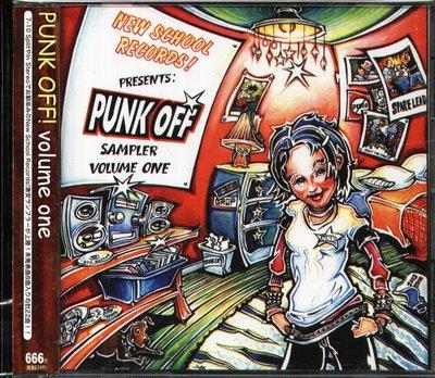 八八 - PUNK OFF!Volume one - 日版 CD+OBI