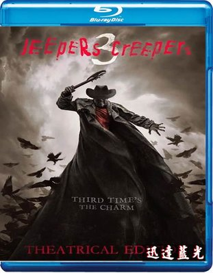 25G任選5套999含運!10768驚心食人族3 Jeepers Creepers 3 Cathedral(2017)