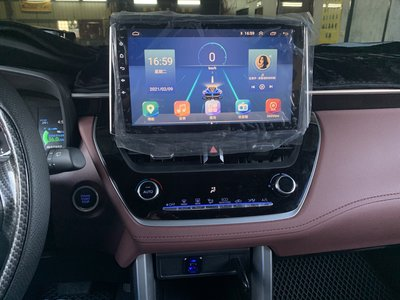 TOYOTA Corolla Cross 環景360一體機 安卓專用機 Carplay 觸控螢幕主機導航/USB/藍芽