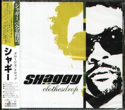 K - Shaggy - CLOTHES DROP - 日版 +3BONUS - NEW