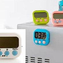 Osmileooo-白色/藍色 廚房磁貼計時器 提醒器 创定時器