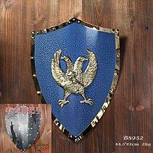 盾牌模型影視兵器裝飾舞台道具擺設歐洲中世紀騎士盾牌*Vesta 維斯塔*