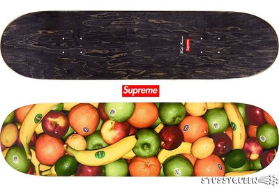 【超搶手】全新正品 2019 SS 春夏 Supreme Fruit Skateboard 水果 首發 滑板