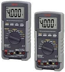 ㊣宇慶二舖 ㊣日製 SANWA RD~700 多 電錶 電容、頻率、溫度多 數字錶