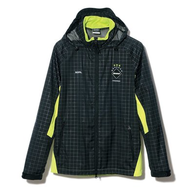 FCRB 2017SS WARM UP JACKET