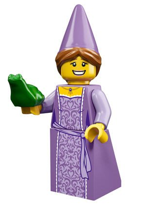 現貨【LEGO 樂高】積木/ Minifigures人偶系列:12代人偶包抽抽樂 71007   童話故事公主