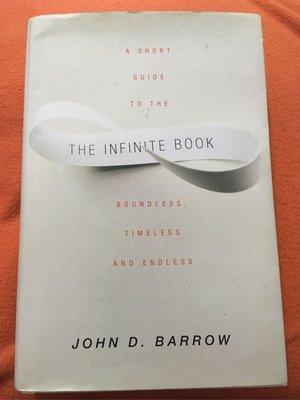 The Infinite Book (by John D. Barrow) 英文書