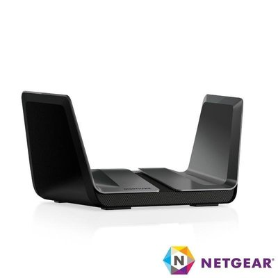 NETGEAR RAX80 夜鷹 AX6000 8串流 WiFi 6 智能無線寬頻分享器 路由器