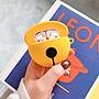 立體卡通小玲瓏Airpods保護套蘋果藍牙無線耳...