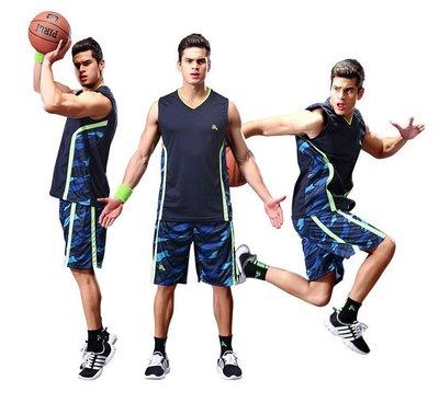 籃球服 運動套裝 男匹銳光板印字團購隊服 球隊服 短袖 短褲 運動背心定制訓練比賽籃球衣速幹透氣吸汗