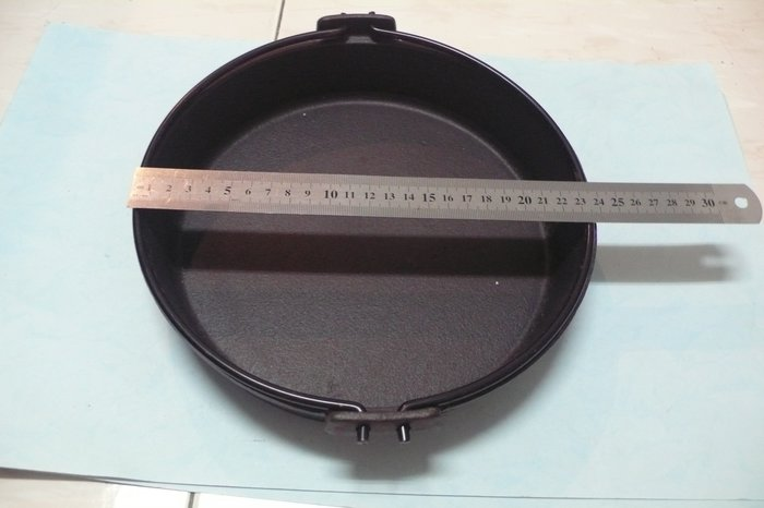 紫色小館{旗}--------鐵鍋