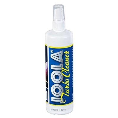 德國 JOOLA 優拉 TURBO CLEANER 乒乓球球拍清潔劑/桌球球拍清潔劑/桌球乒乓球膠皮清洗液 250 ml