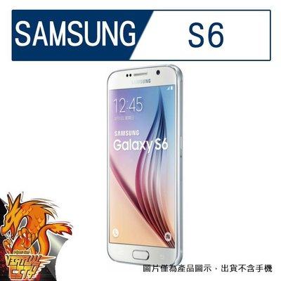 【桃園-虛擬城市】三星 Samsung S6 -9H 玻璃膜螢幕保護貼