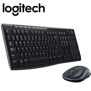 【采采3C+免運】羅技 Logitech  MK270r 無線滑鼠鍵盤組 官方正版 全尺寸鍵盤 隨插即用